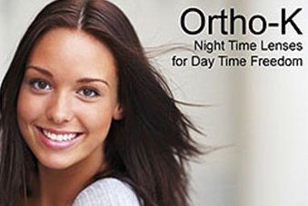 ortho-k opticians